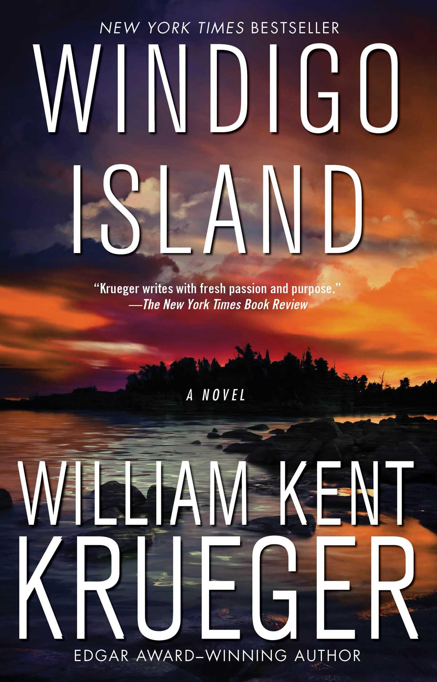 Windigo island 9781476749259 hr