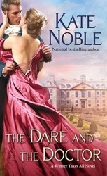 The Dare and the Doctor book cover