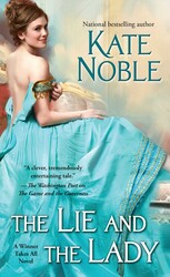 The Lie and the Lady book cover