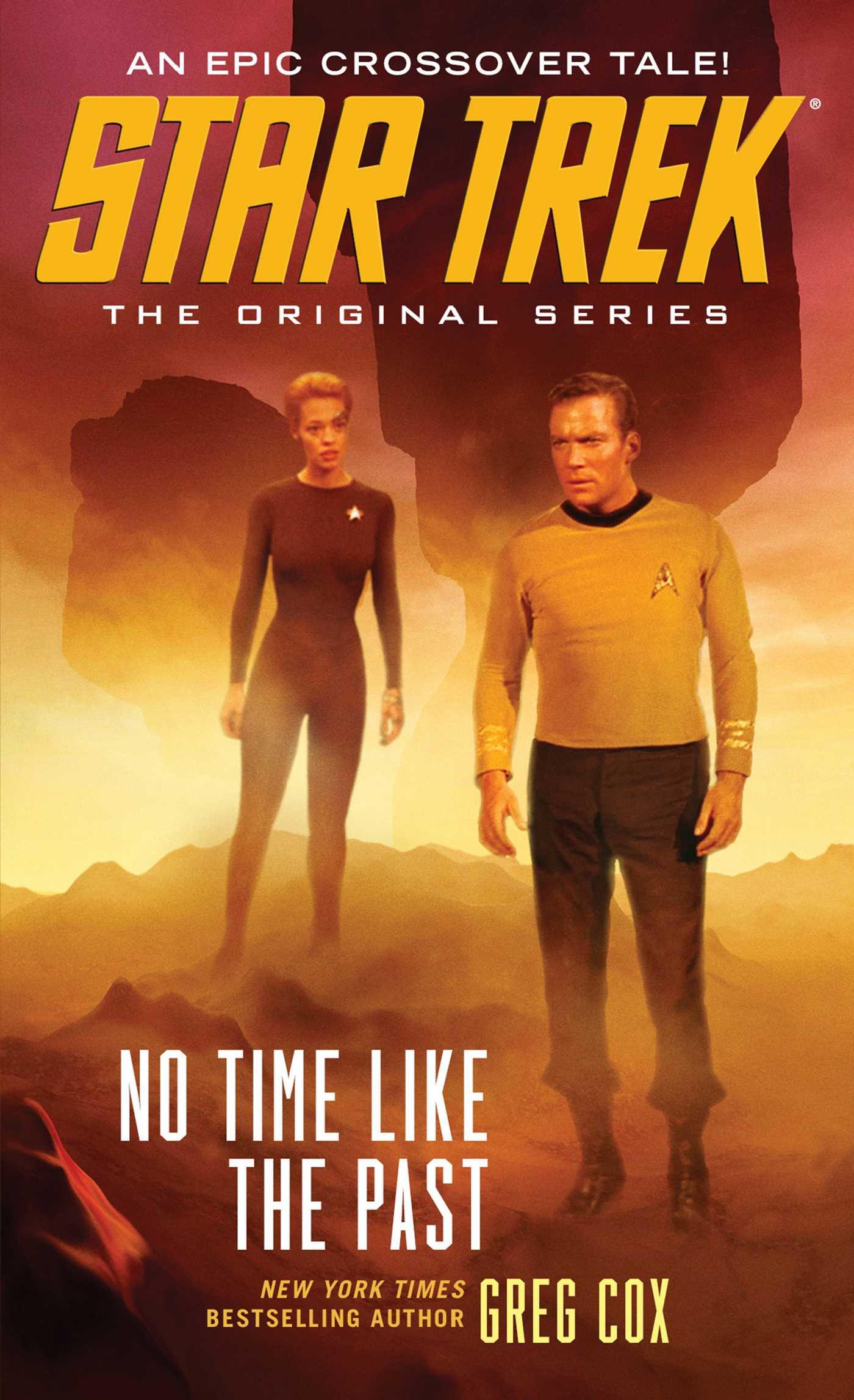 Star trek the original series no time like the past 9781476749501 hr