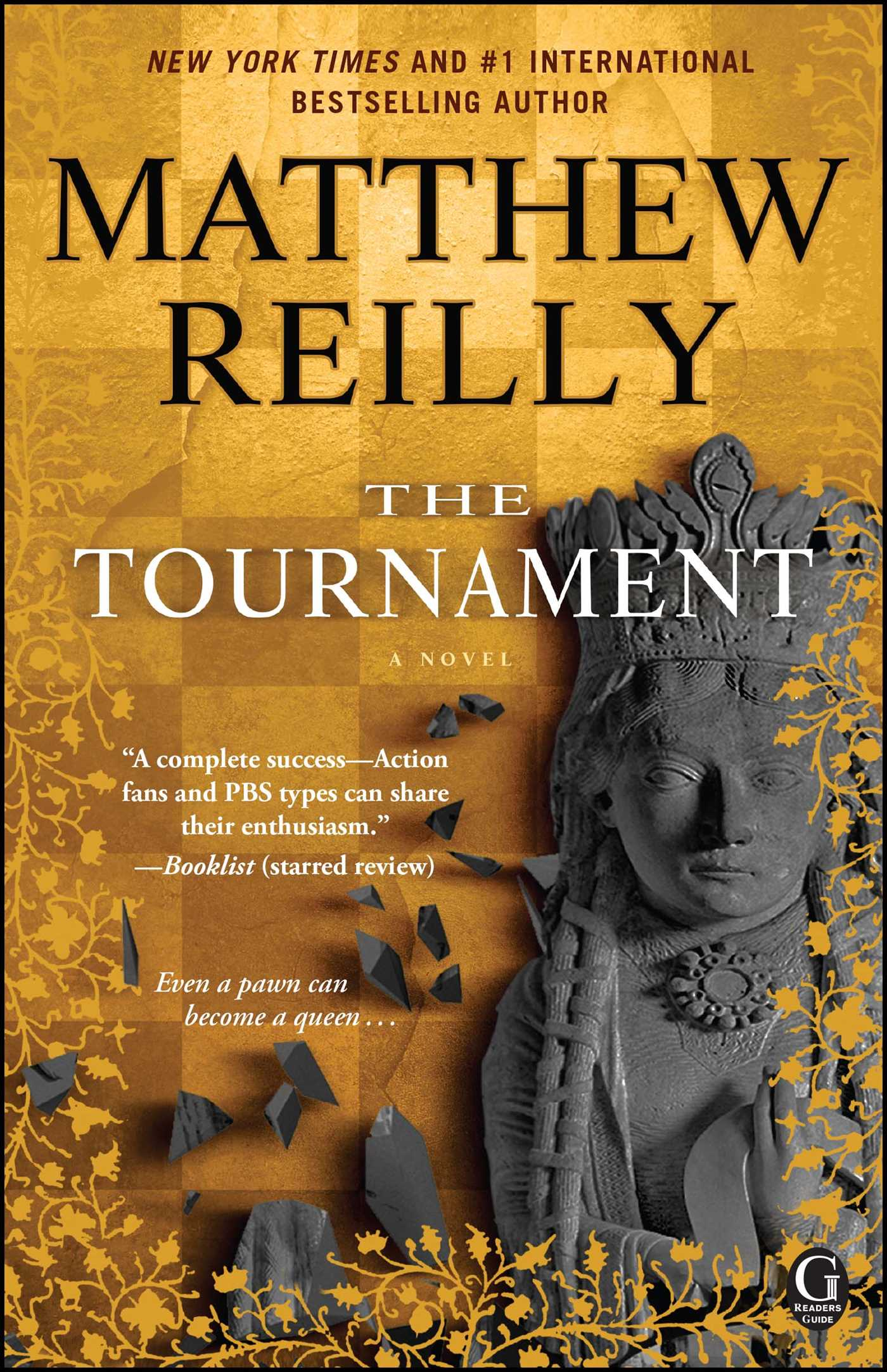 The Tournament | Book by Matthew Reilly | Official Publisher
