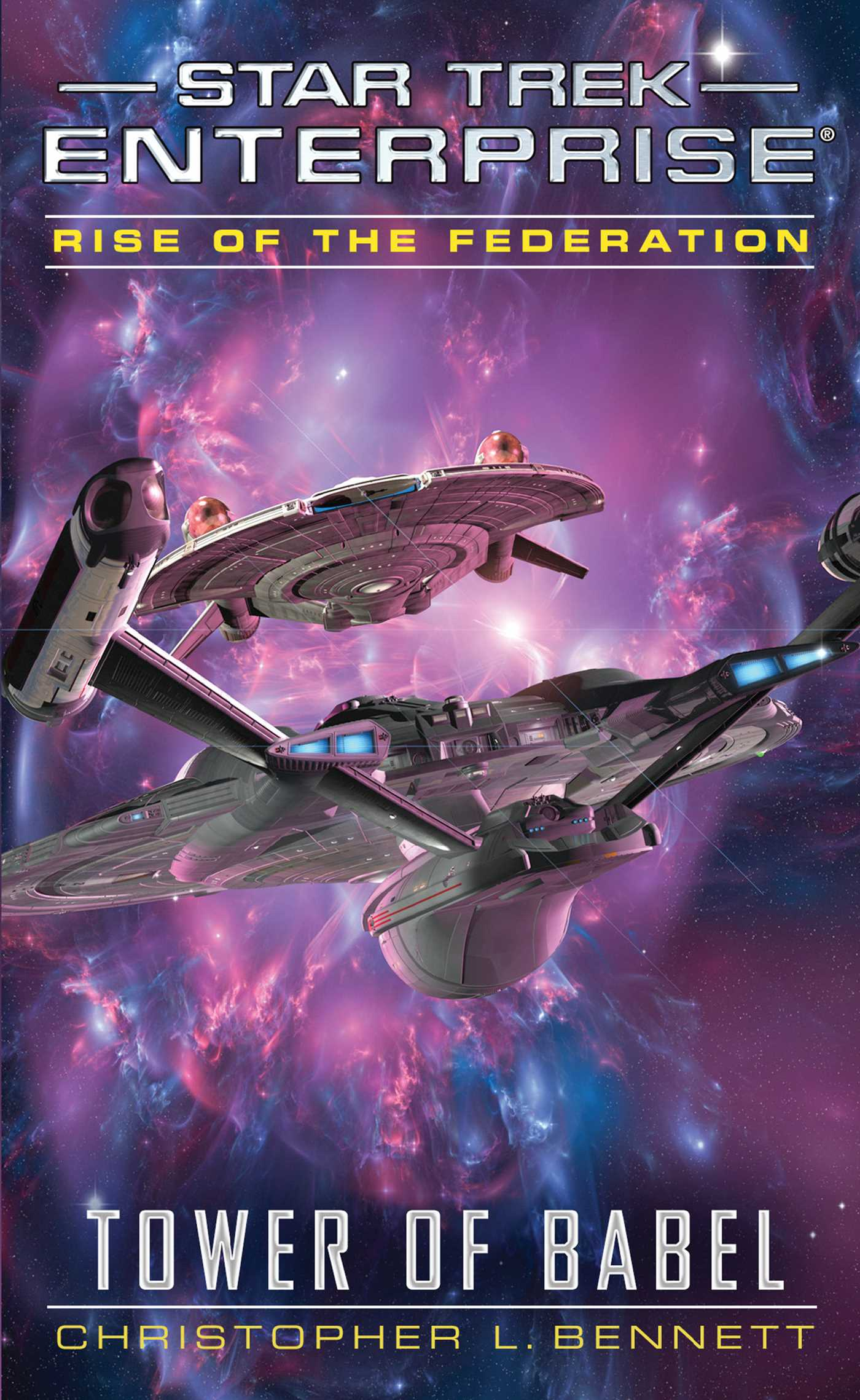 Star trek enterprise rise of the federation tower of babel 9781476749662 hr