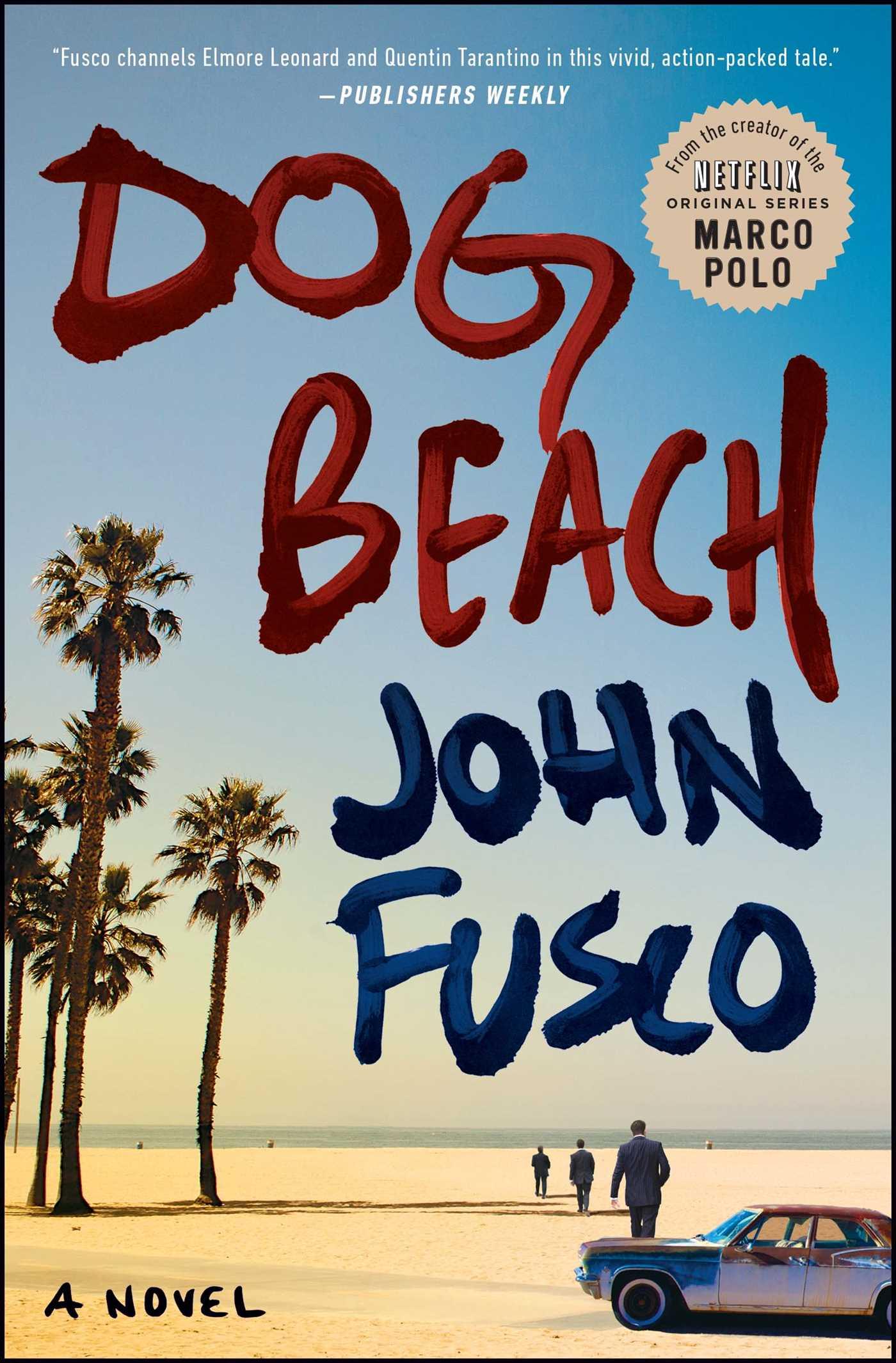 Dog beach 9781476750354 hr