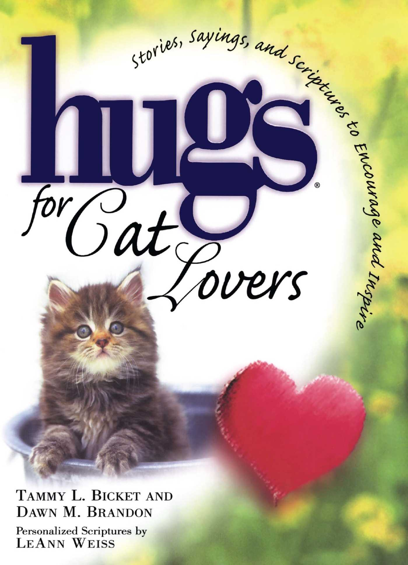 Hugs for cat lovers 9781476751436 hr