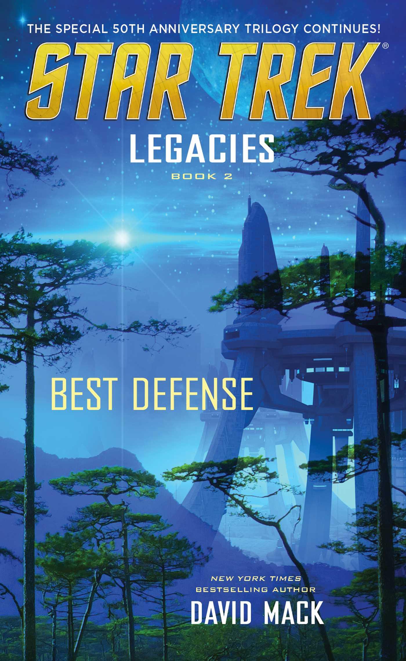 Legacies 2 best defense 9781476753102 hr