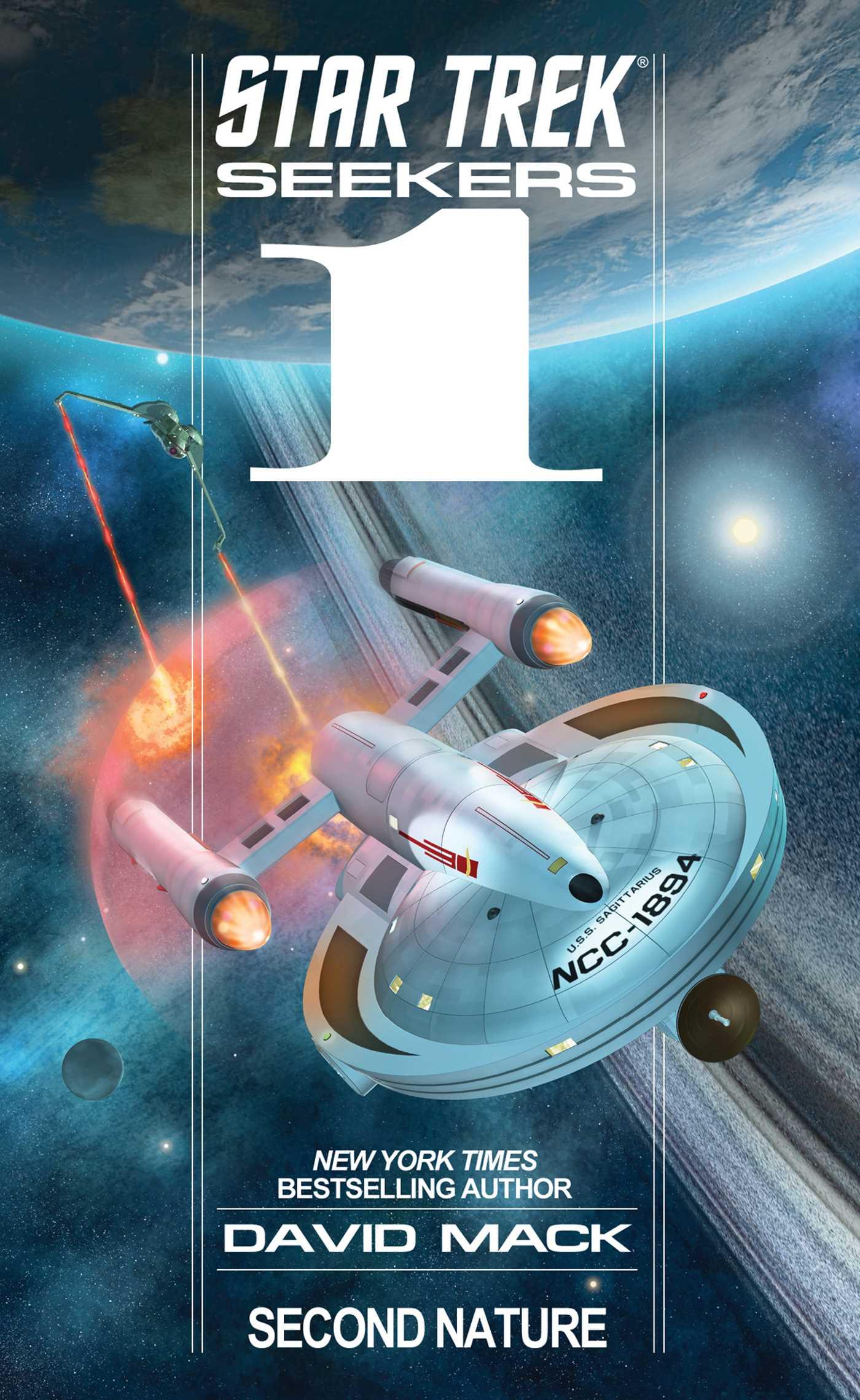 Star trek seekers second nature 9781476753126 hr