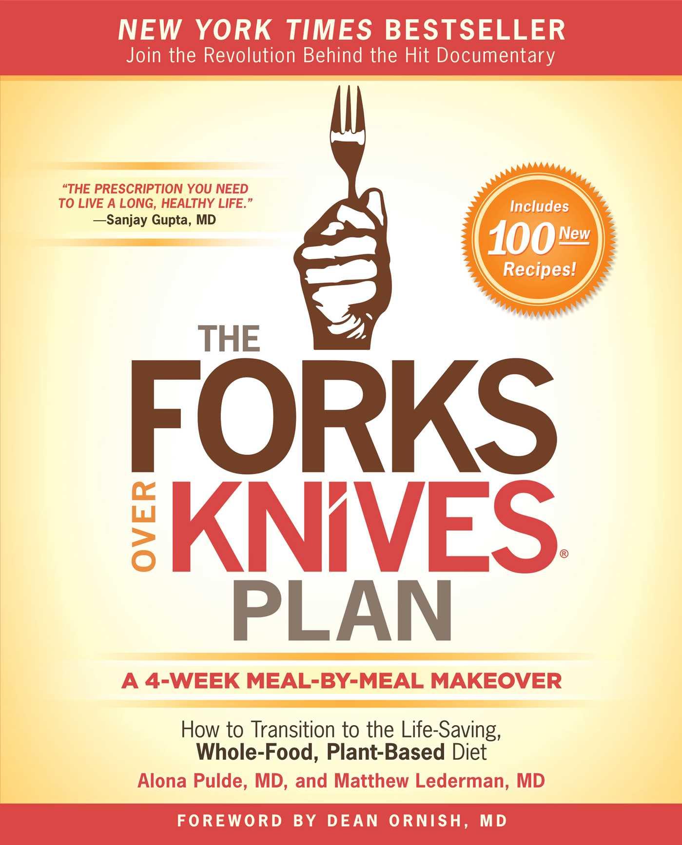 Forks over knives plan 9781476753294 hr
