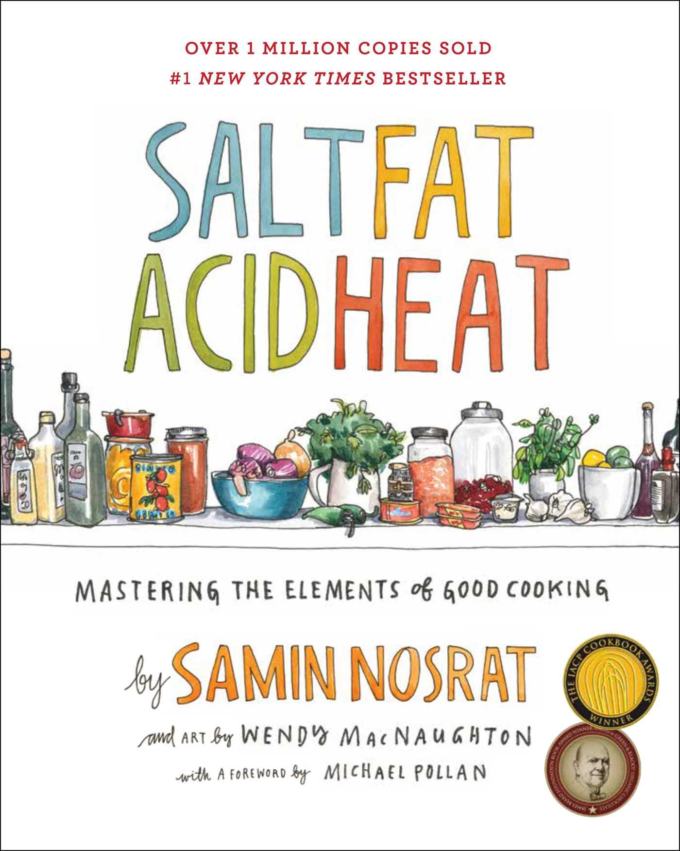 Salt fat acid heat 9781476753836 hr