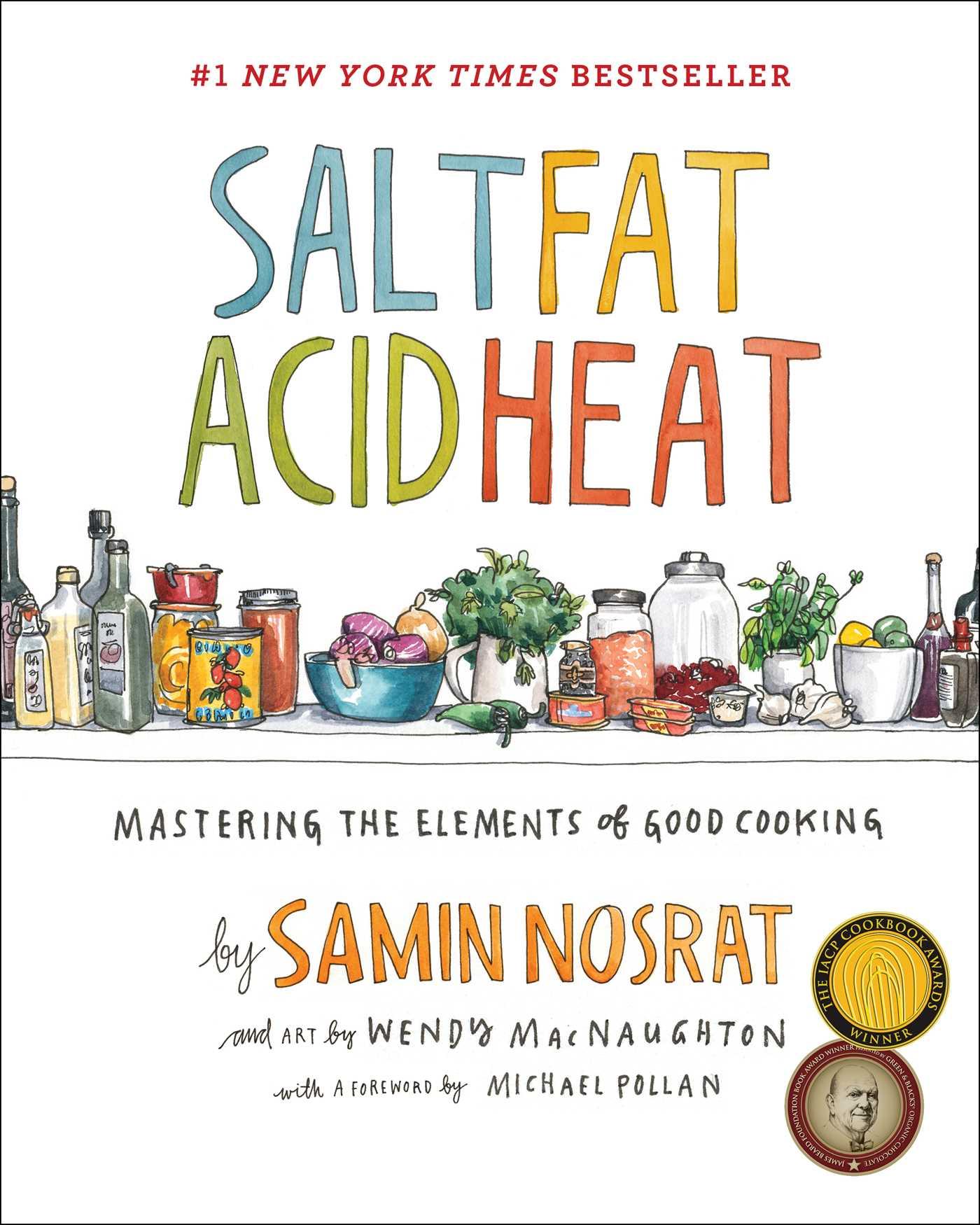 Salt fat acid heat 9781476753850 hr