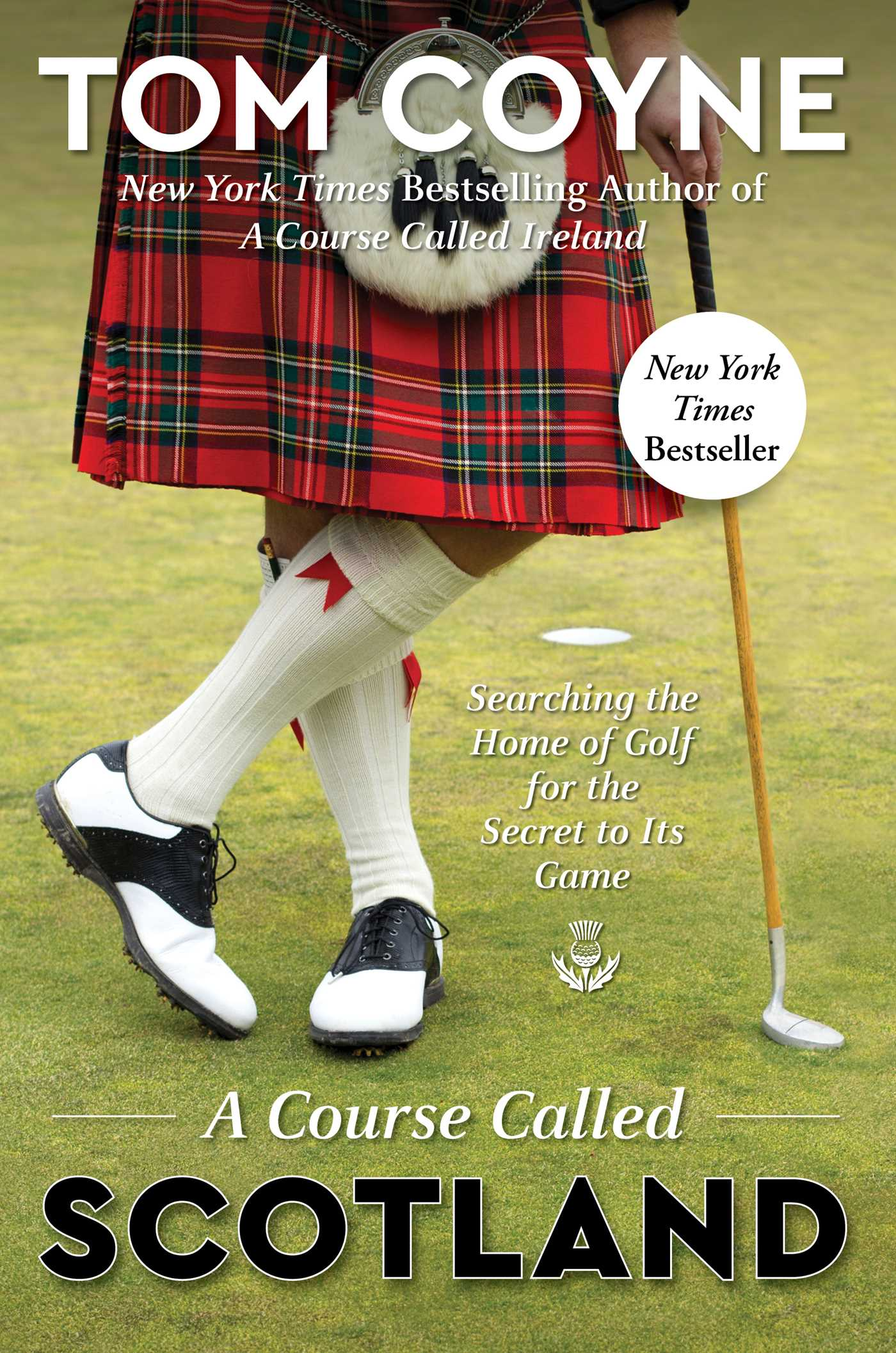 A course called scotland 9781476754284 hr