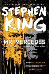 Stephen King book cover