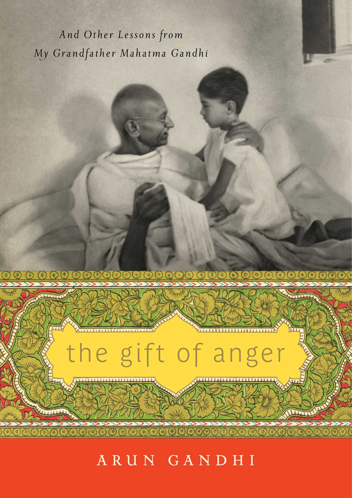The gift of anger 9781476754857 hr