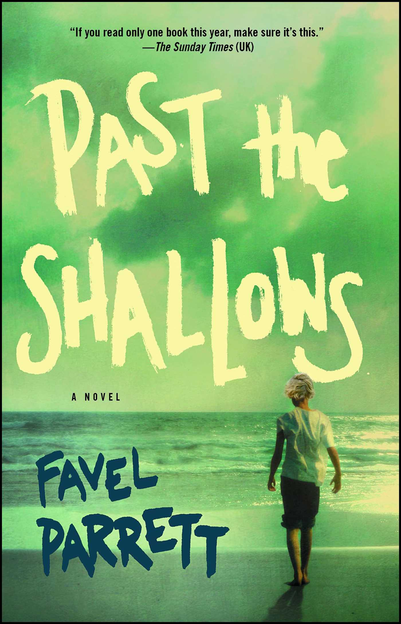Past the shallows 9781476754871 hr