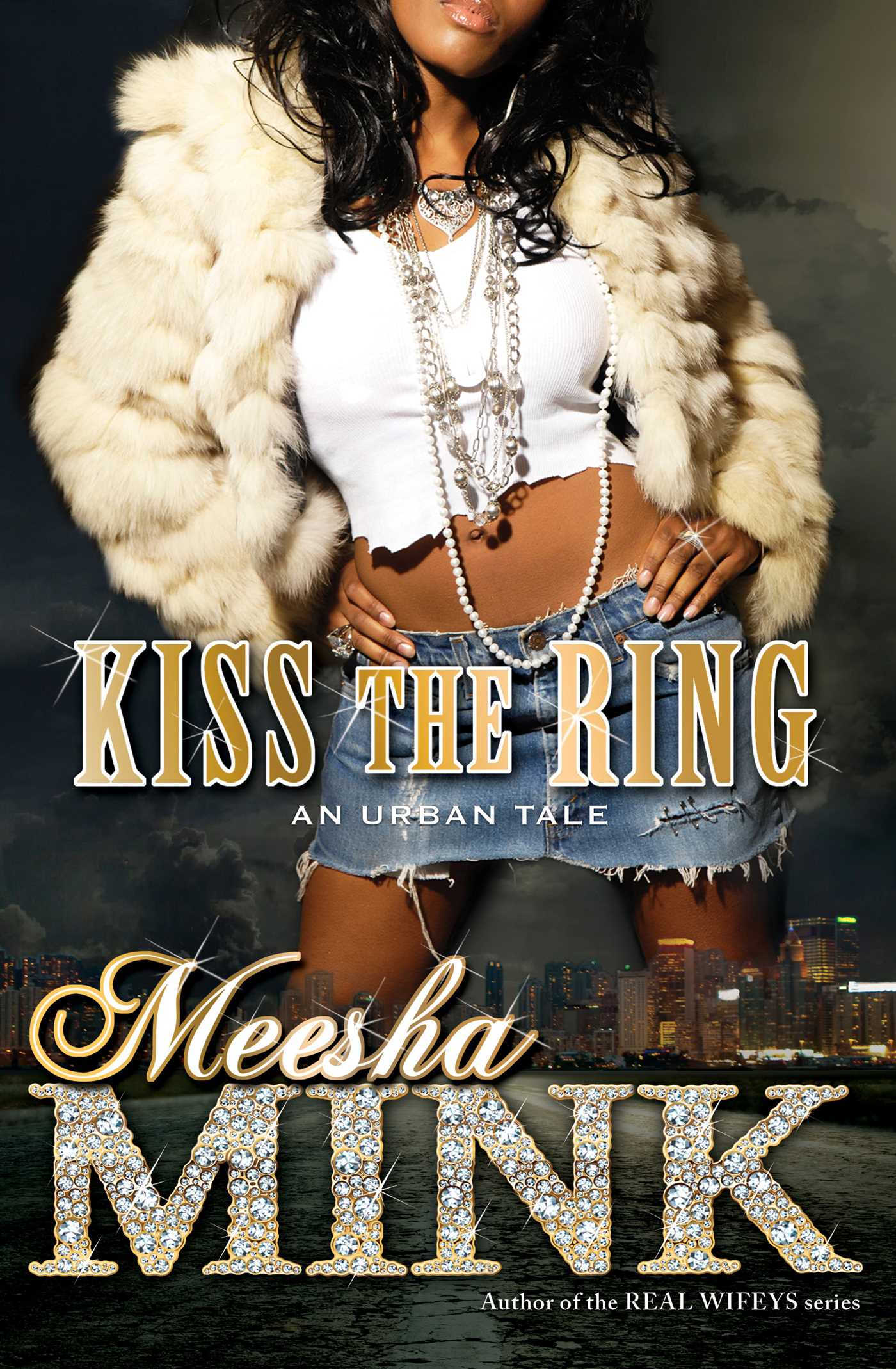Book Cover Image (jpg): Kiss the Ring