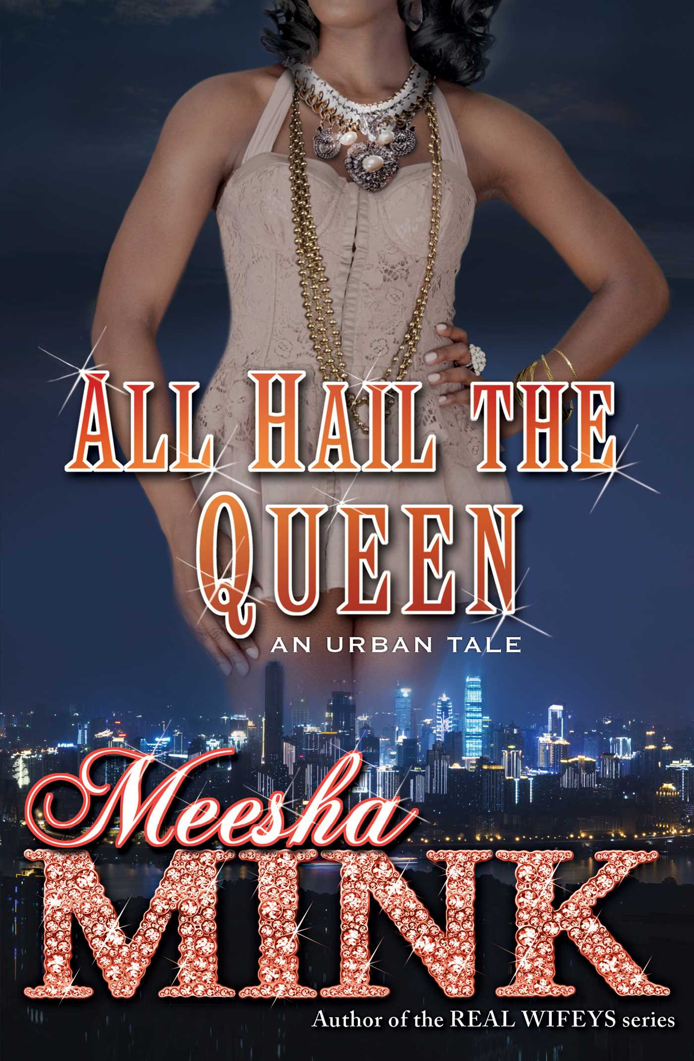 Book Cover Image (jpg): All Hail the Queen