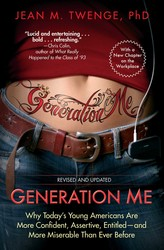 Generation me revised and updated 9781476755564