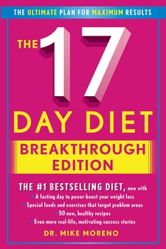 The 17 Day Diet Book