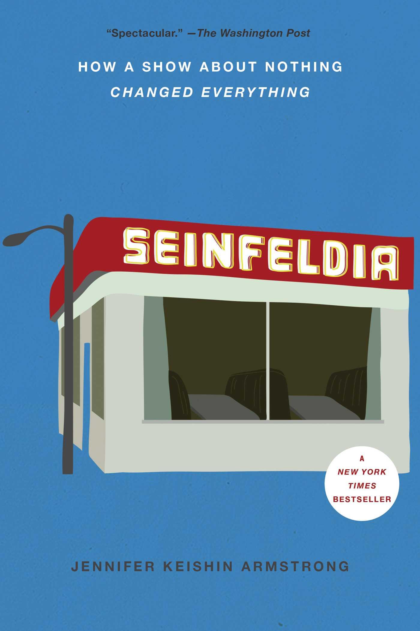 Seinfeldia 9781476756110 hr