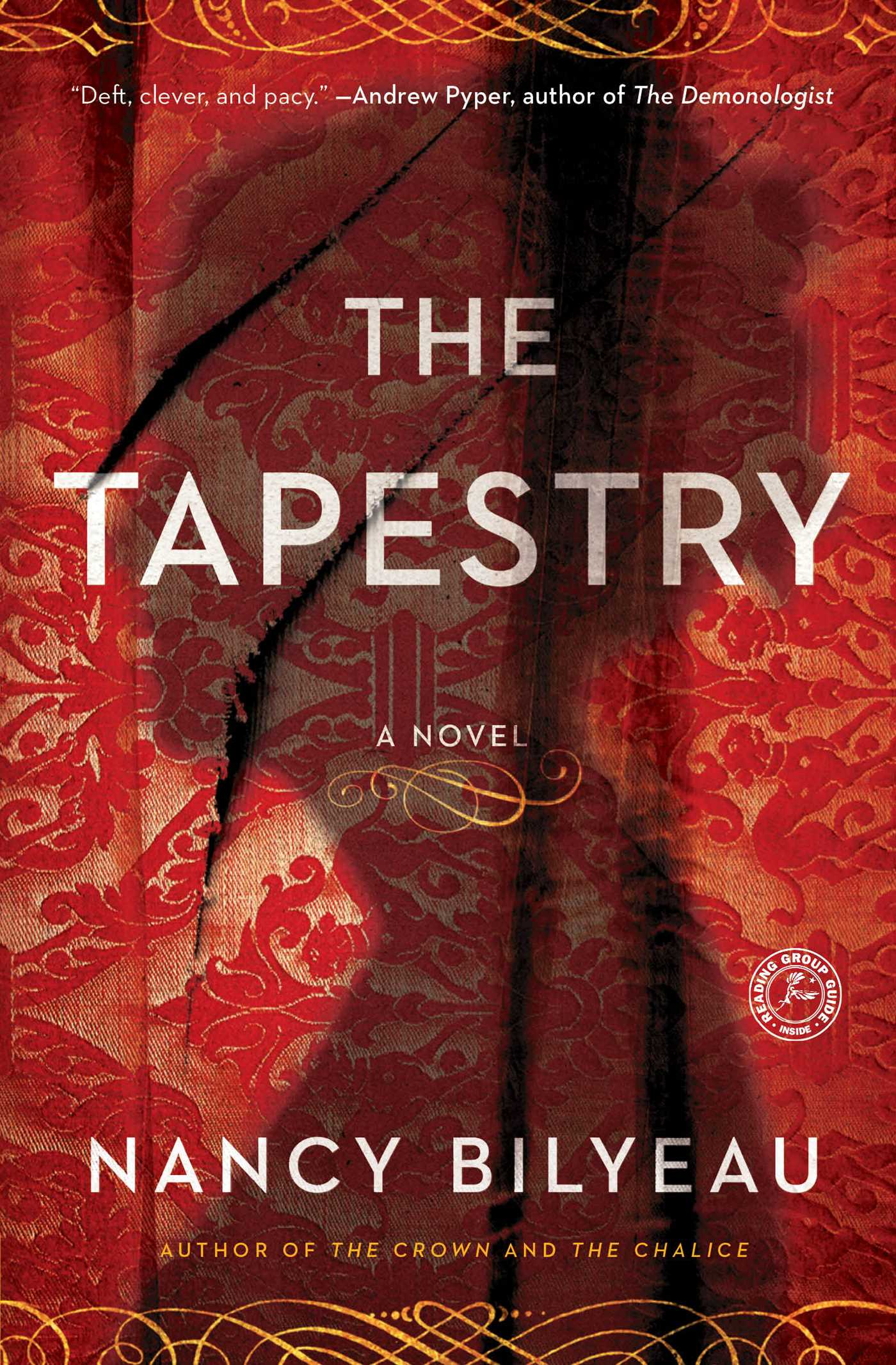 The tapestry 9781476756387 hr