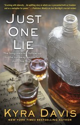 Just One Lie book cover