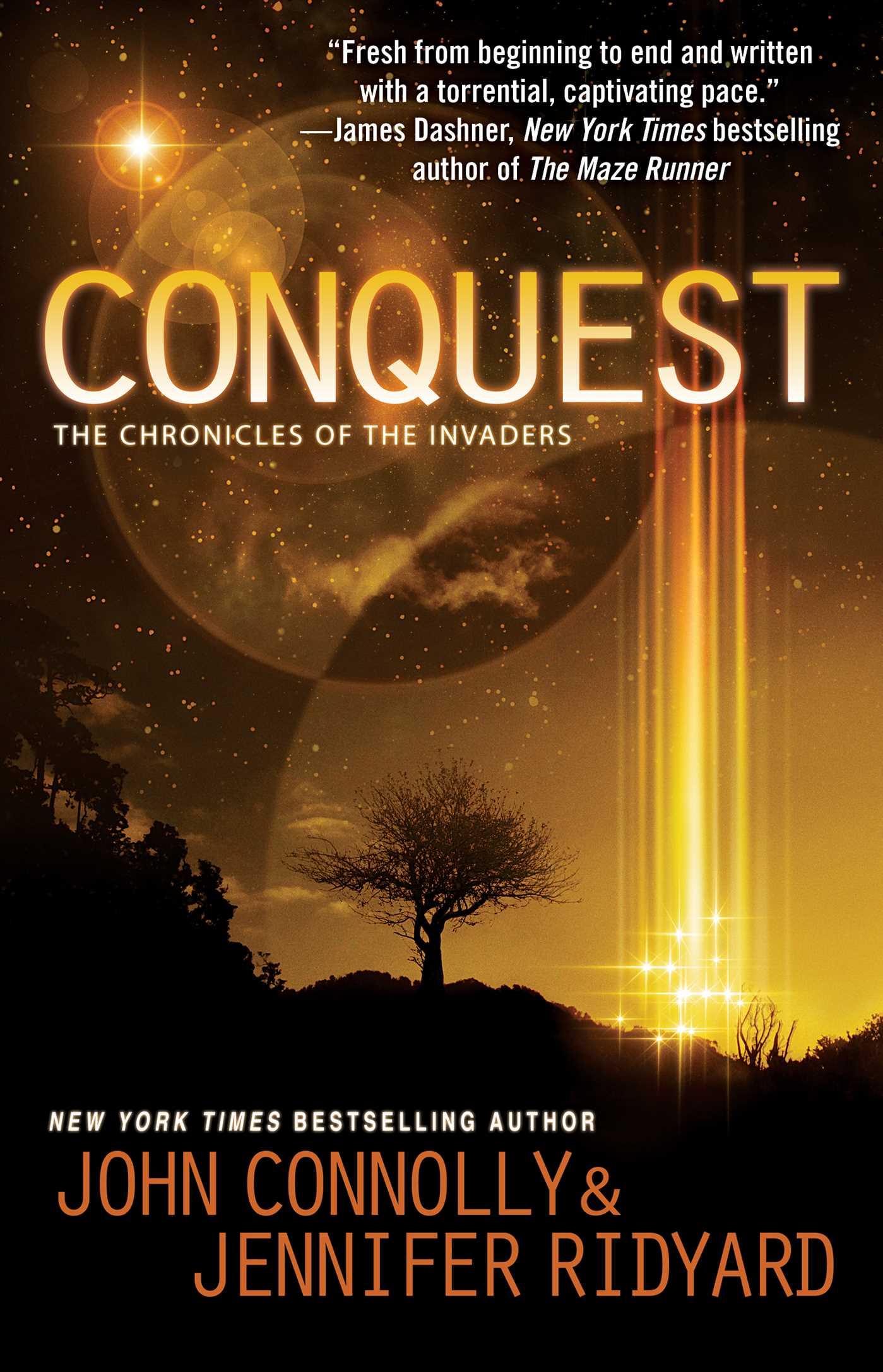 Conquest 9781476757131 hr