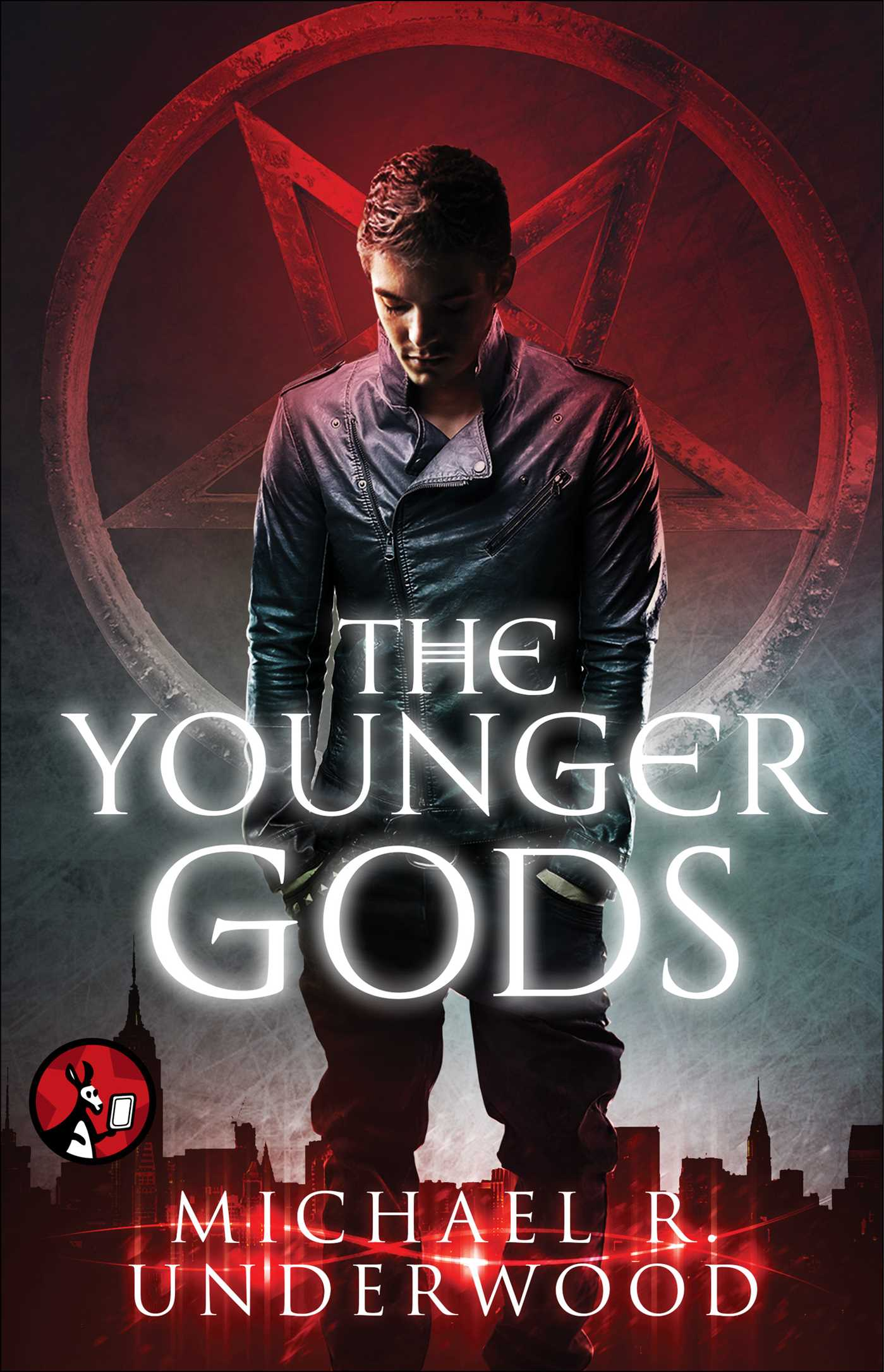 The younger gods 9781476757797 hr