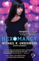 Hexomancy book cover
