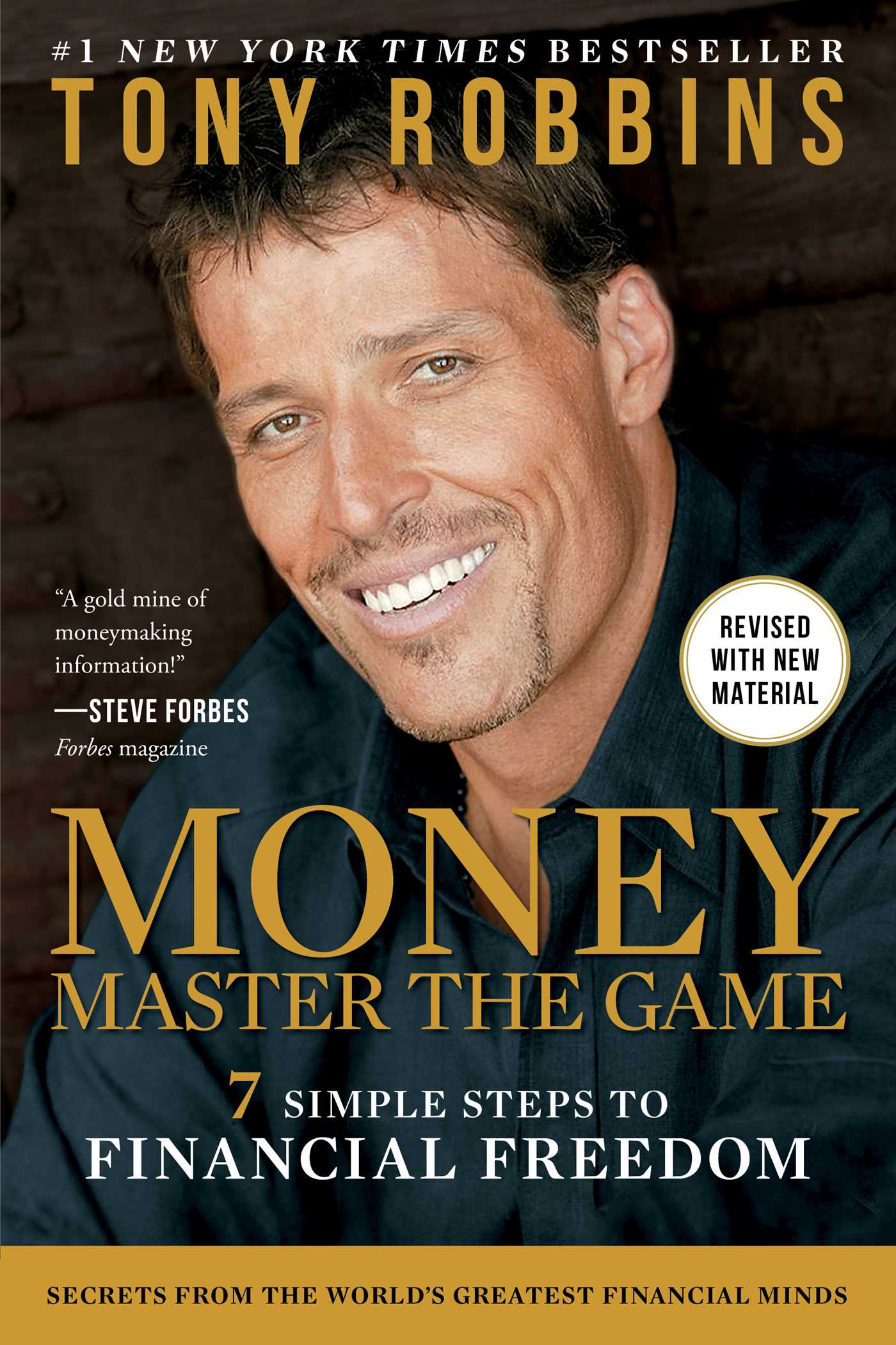 Book Cover Image (jpg): MONEY Master the Game