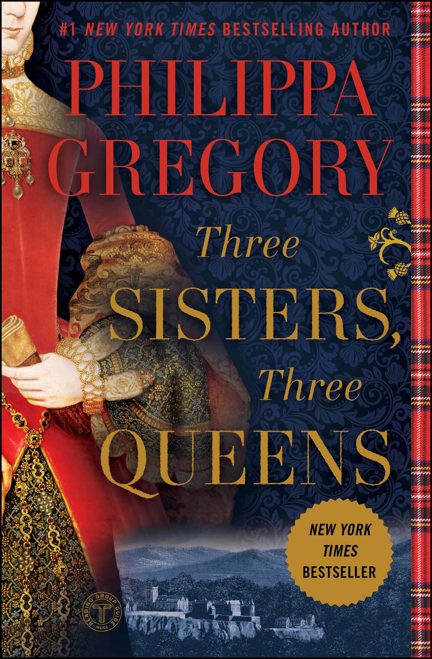 Three sisters three queens 9781476758749 hr