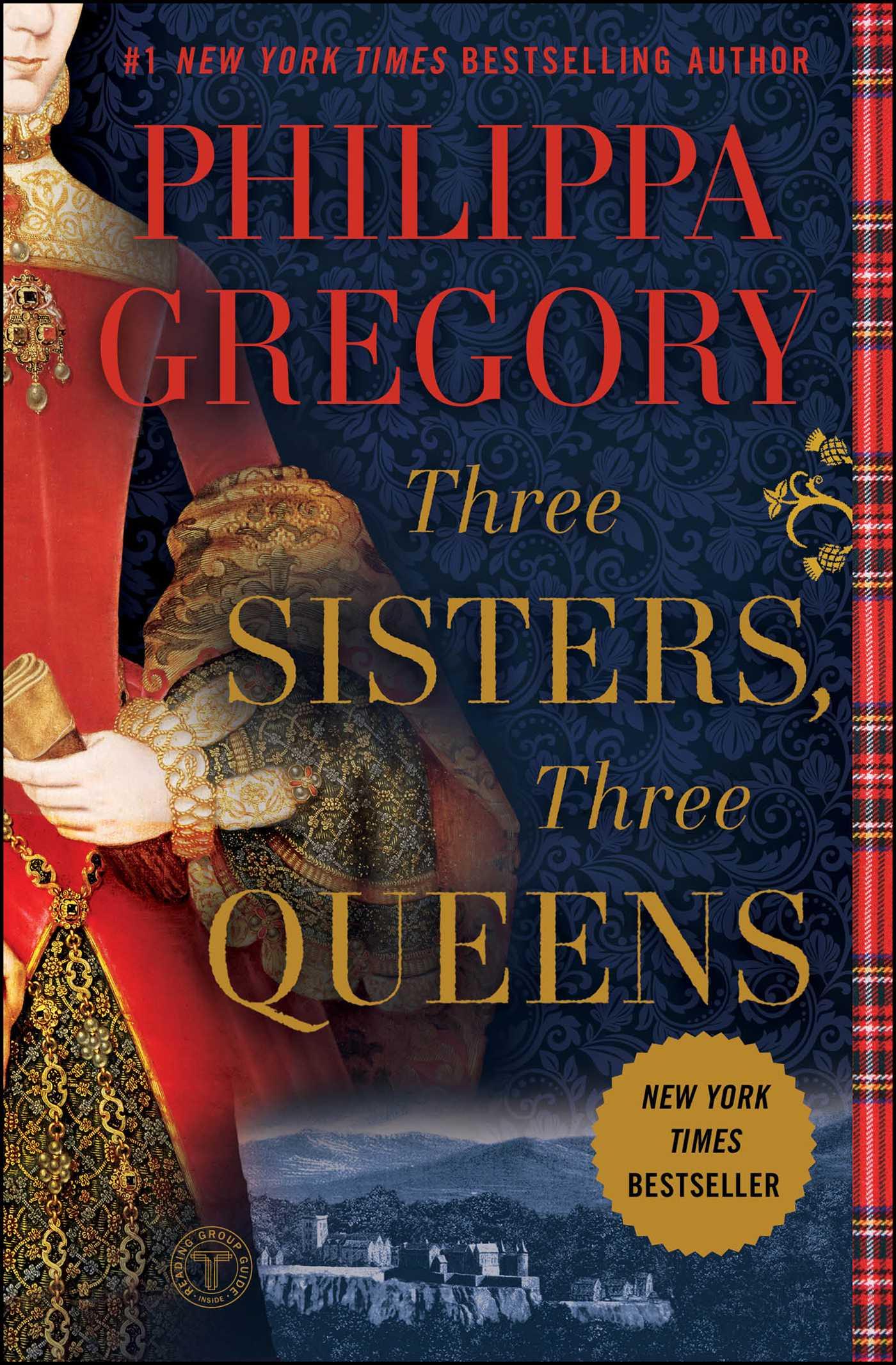 Three sisters three queens 9781476758756 hr