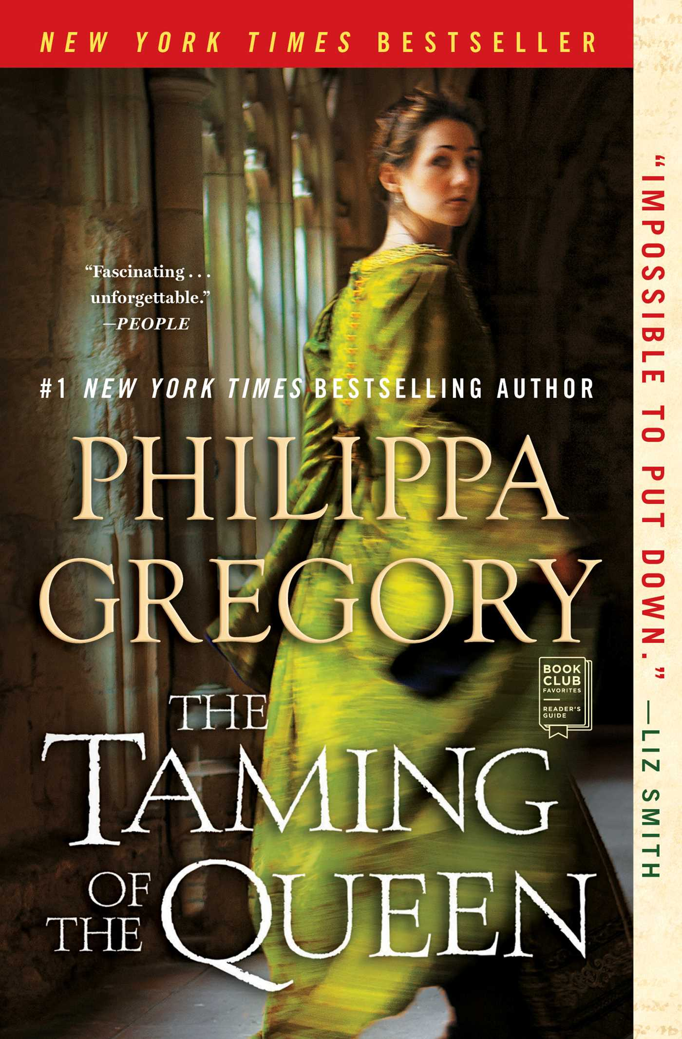 The taming of the queen 9781476758817 hr