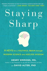 Buy Staying Sharp: 9 Keys for a Youthful Brain through Modern Science and Ageless Wisdom