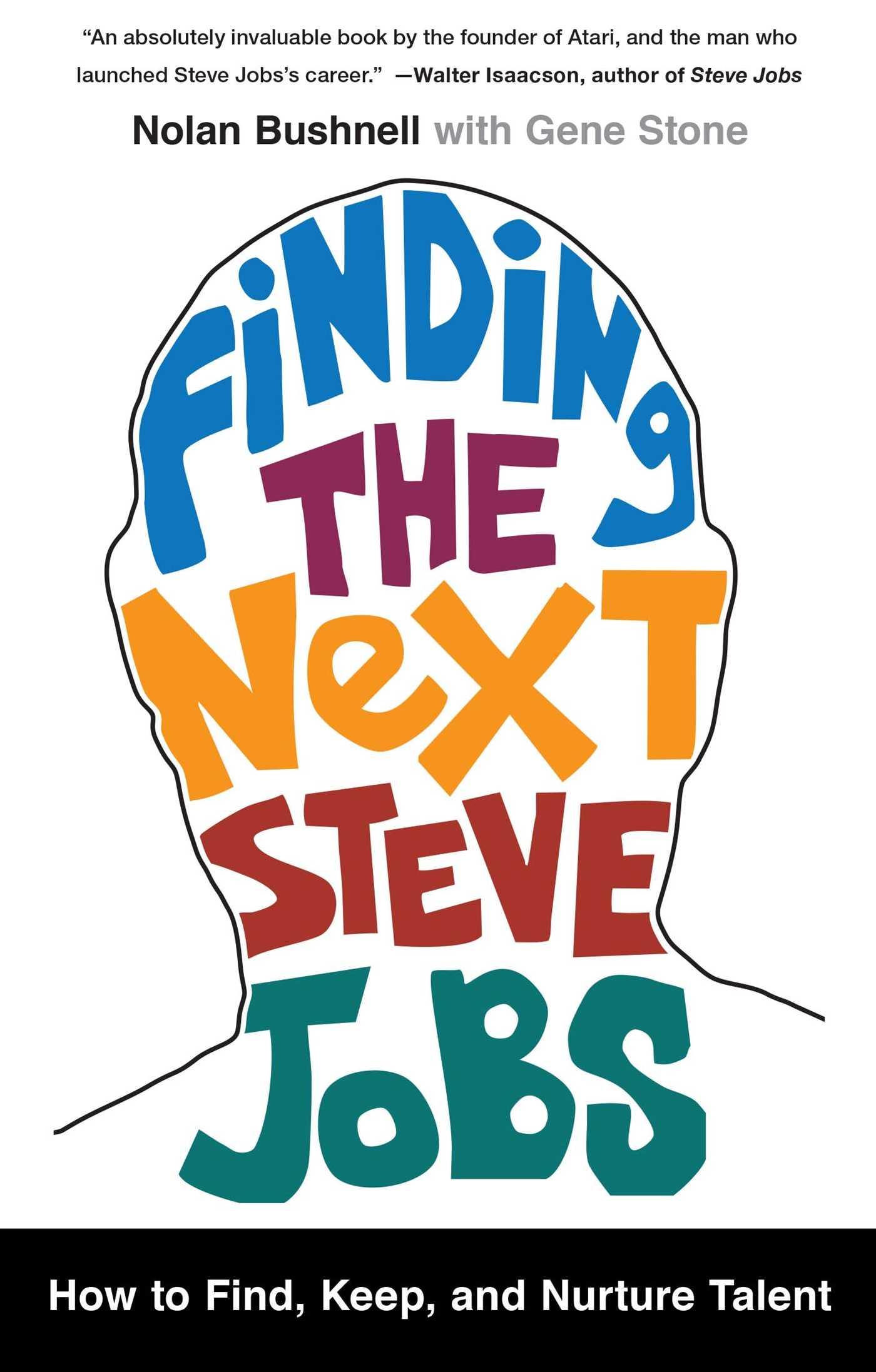 Finding the next steve jobs 9781476759821 hr