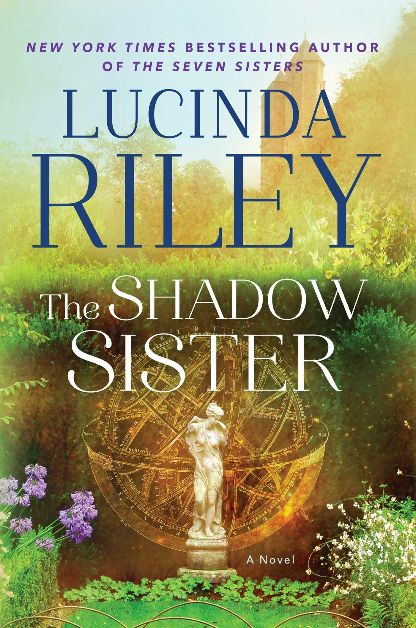 The shadow sister 9781476759944 hr