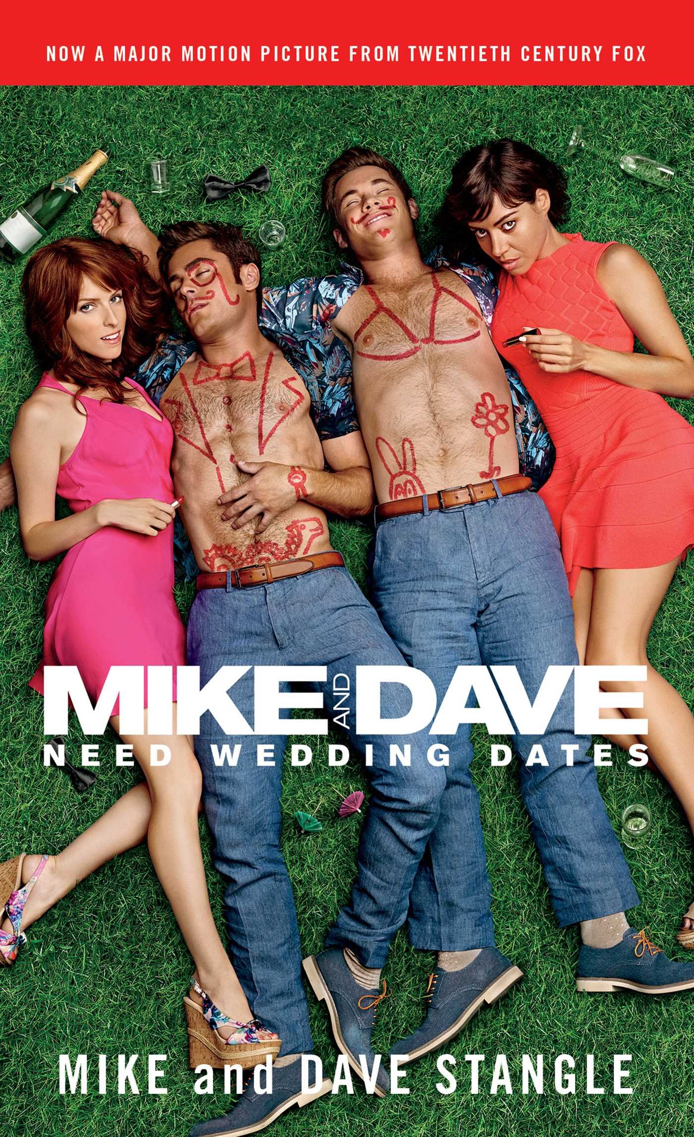Mike and dave need wedding dates 9781476760100 hr