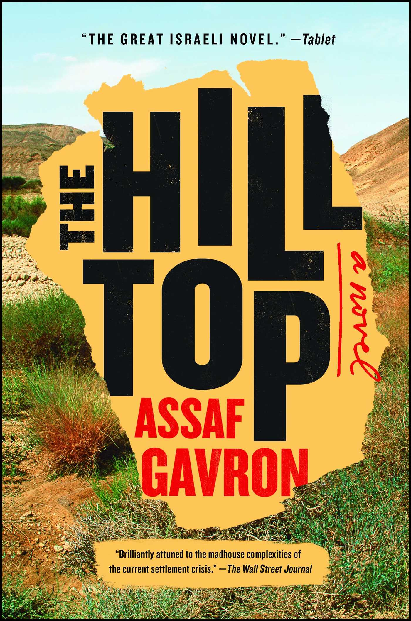 The hilltop 9781476760445 hr