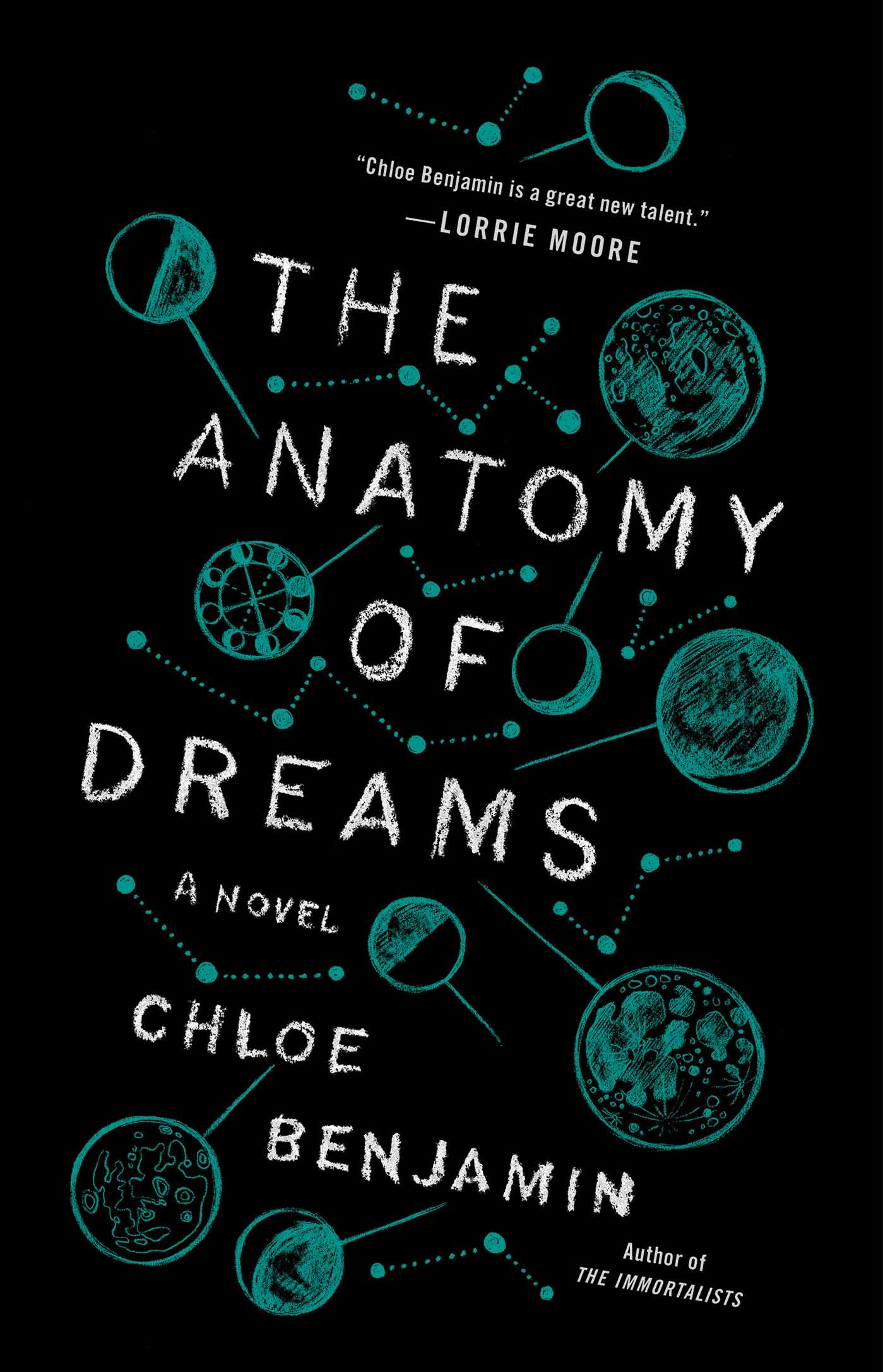 The Anatomy Of Dreams Book By Chloe Benjamin Official Publisher