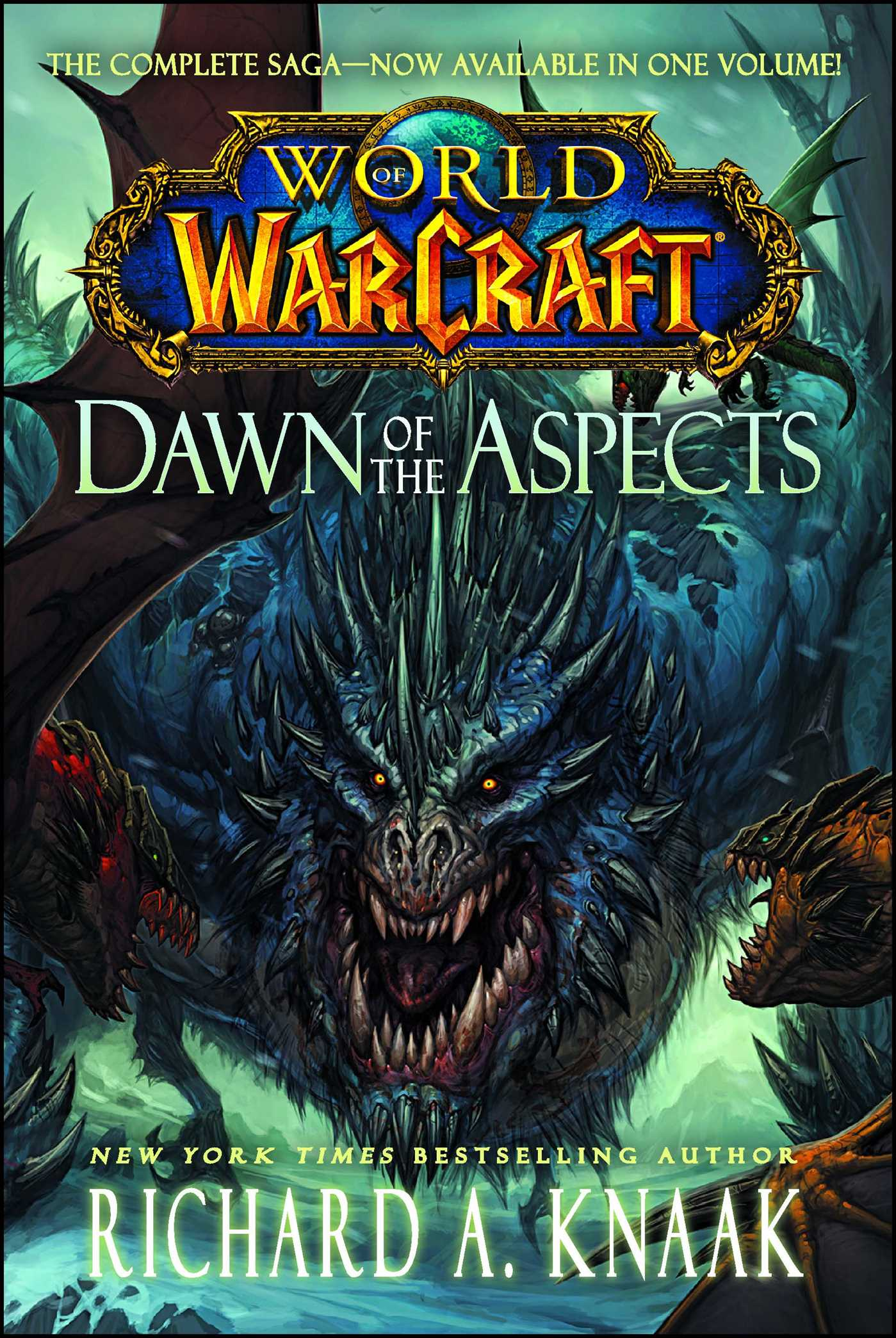 World of warcraft dawn of the aspects 9781476761374 hr