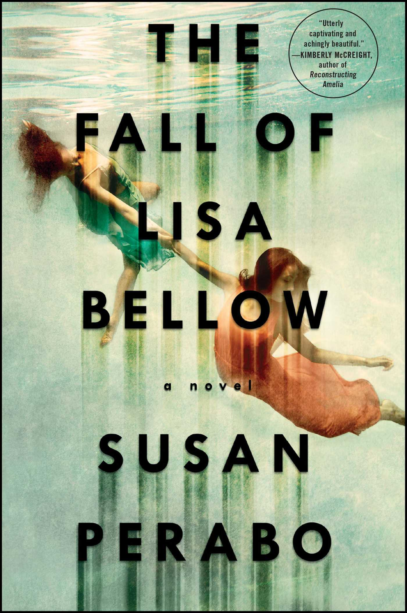 Book Cover Image (jpg): The Fall of Lisa Bellow