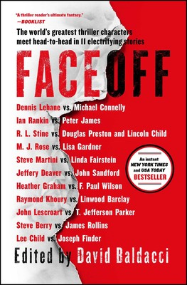 FaceOff | Book by Lee Child, Michael Connelly, John Sandford