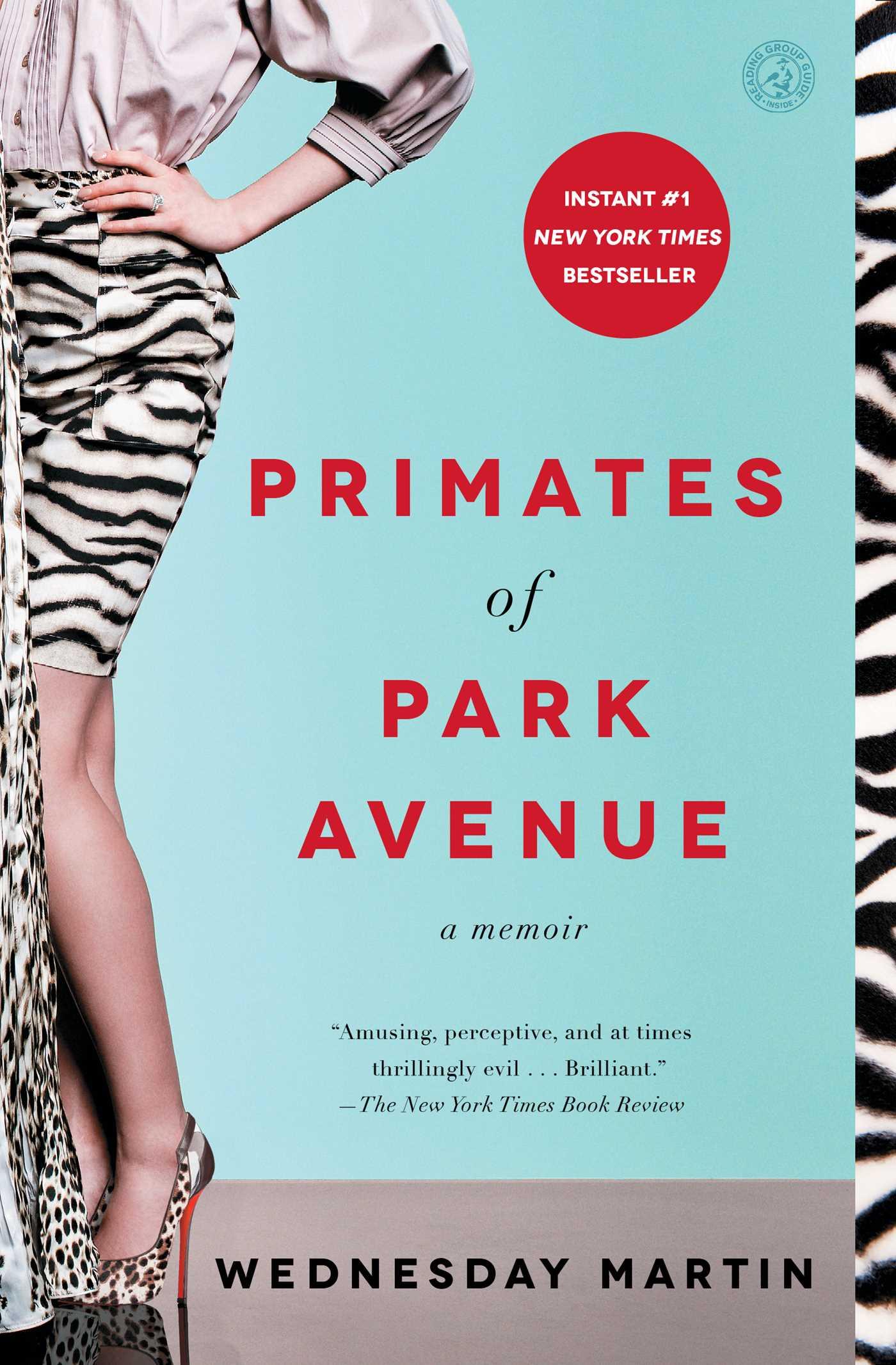 Primates of park avenue 9781476762715 hr