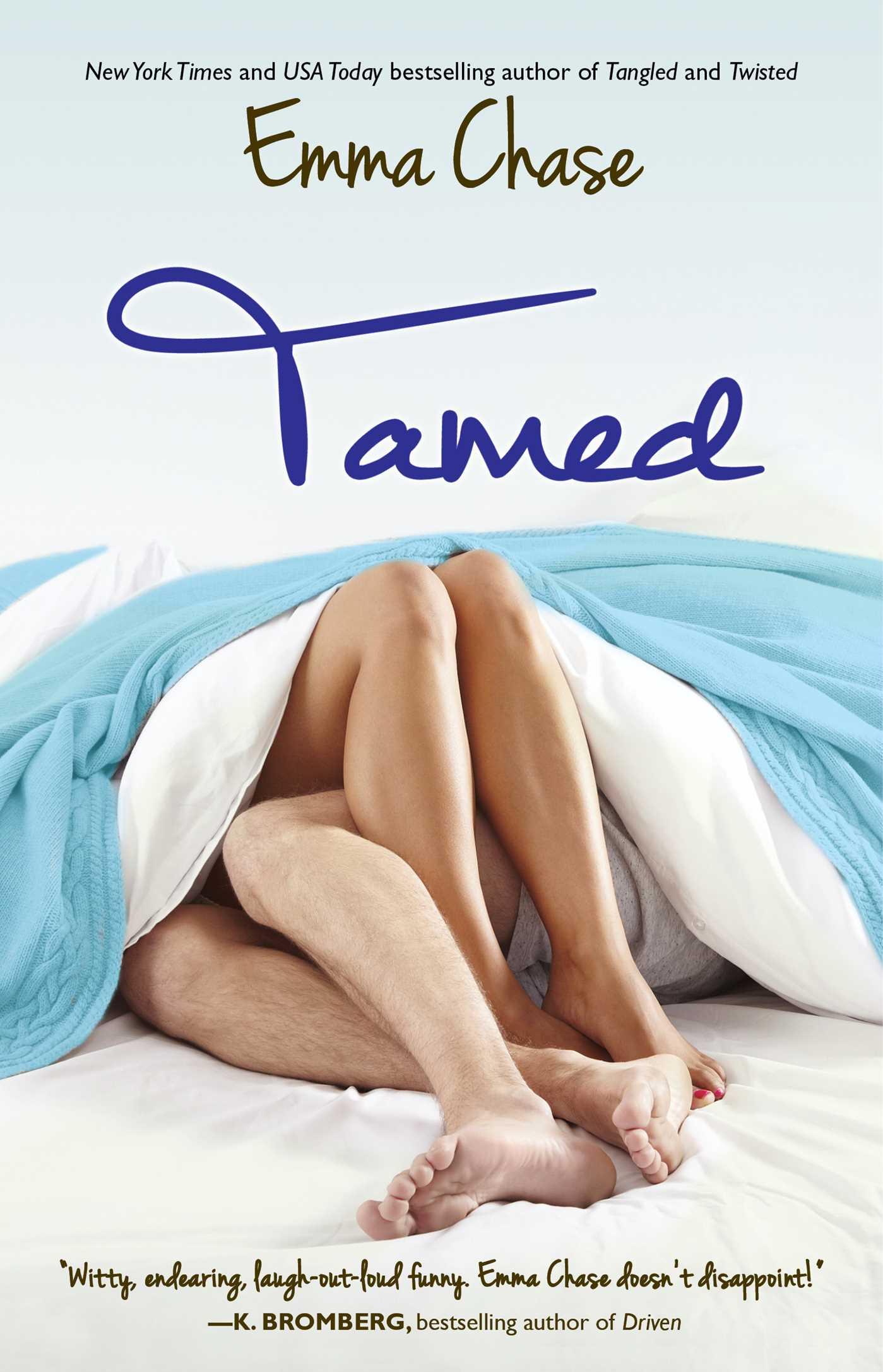 Tamed 9781476763613 hr