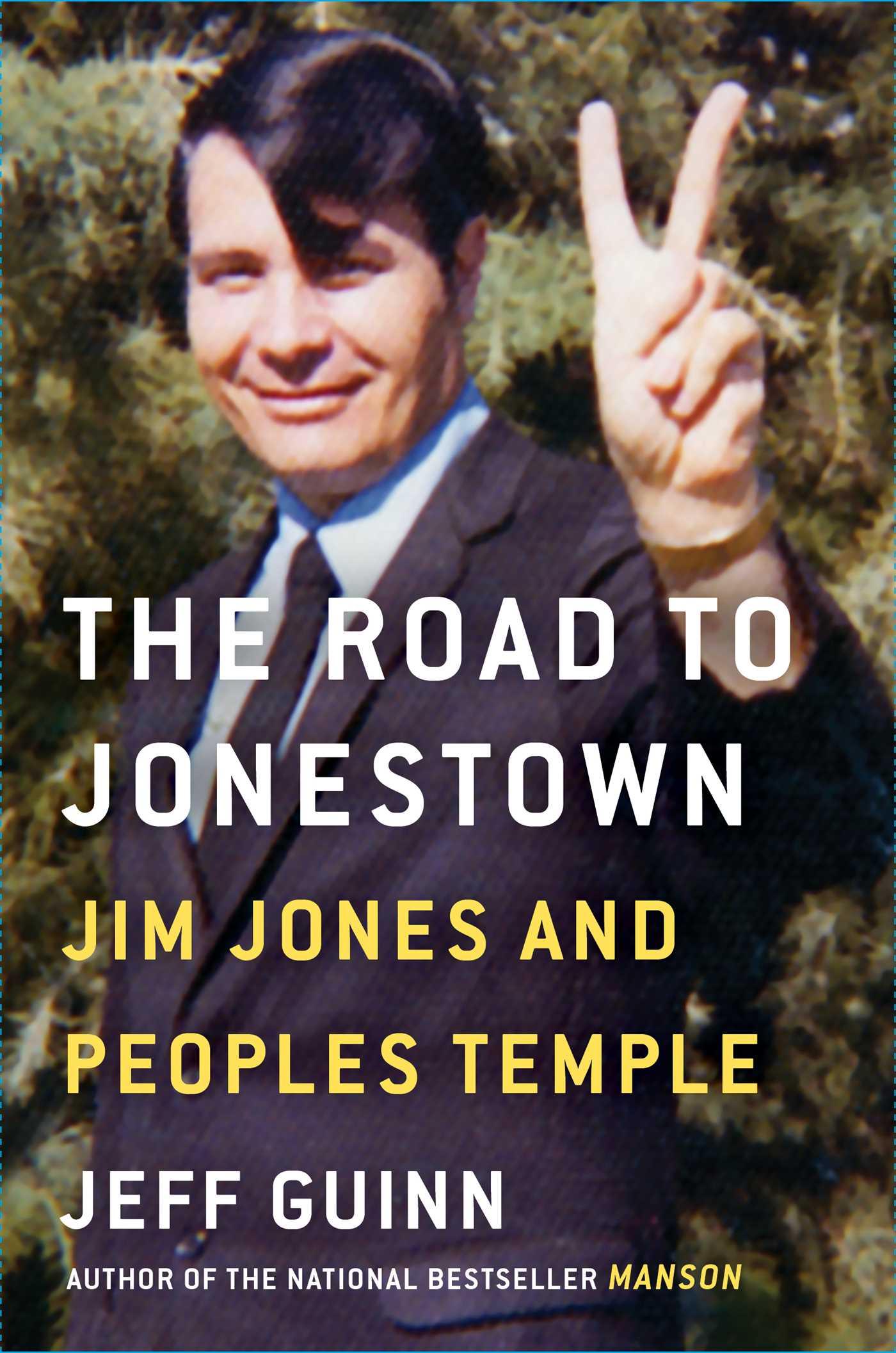 The road to jonestown 9781476763828 hr