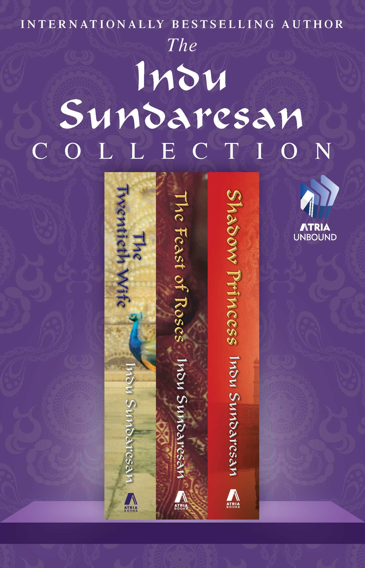 Book Cover Image (jpg): The Indu Sundaresan Collection