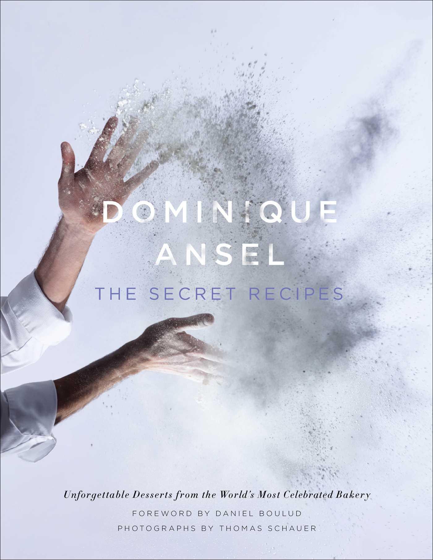Dominique ansel 9781476764191 hr