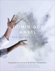 Dominique Ansel book cover
