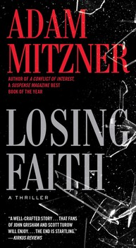 Losing faith book by adam mitzner official publisher page losing faith fandeluxe Image collections