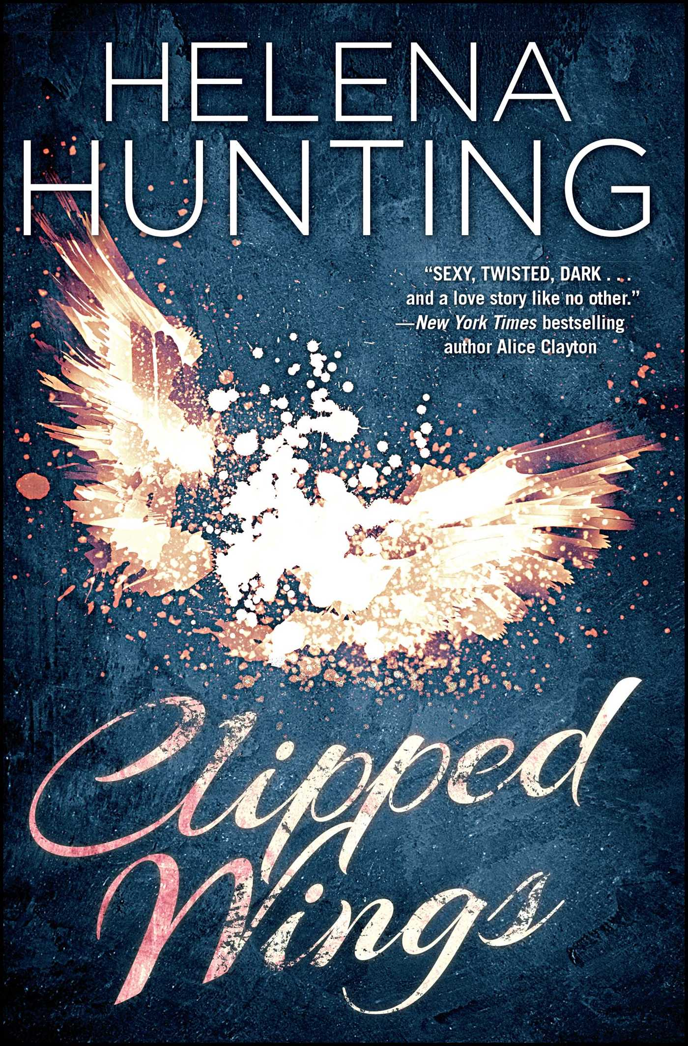 Clipped wings 9781476764290 hr