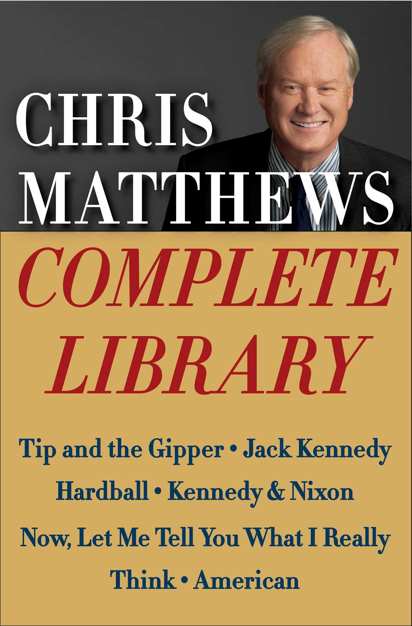 Chris matthews complete library e book box set 9781476764696 hr