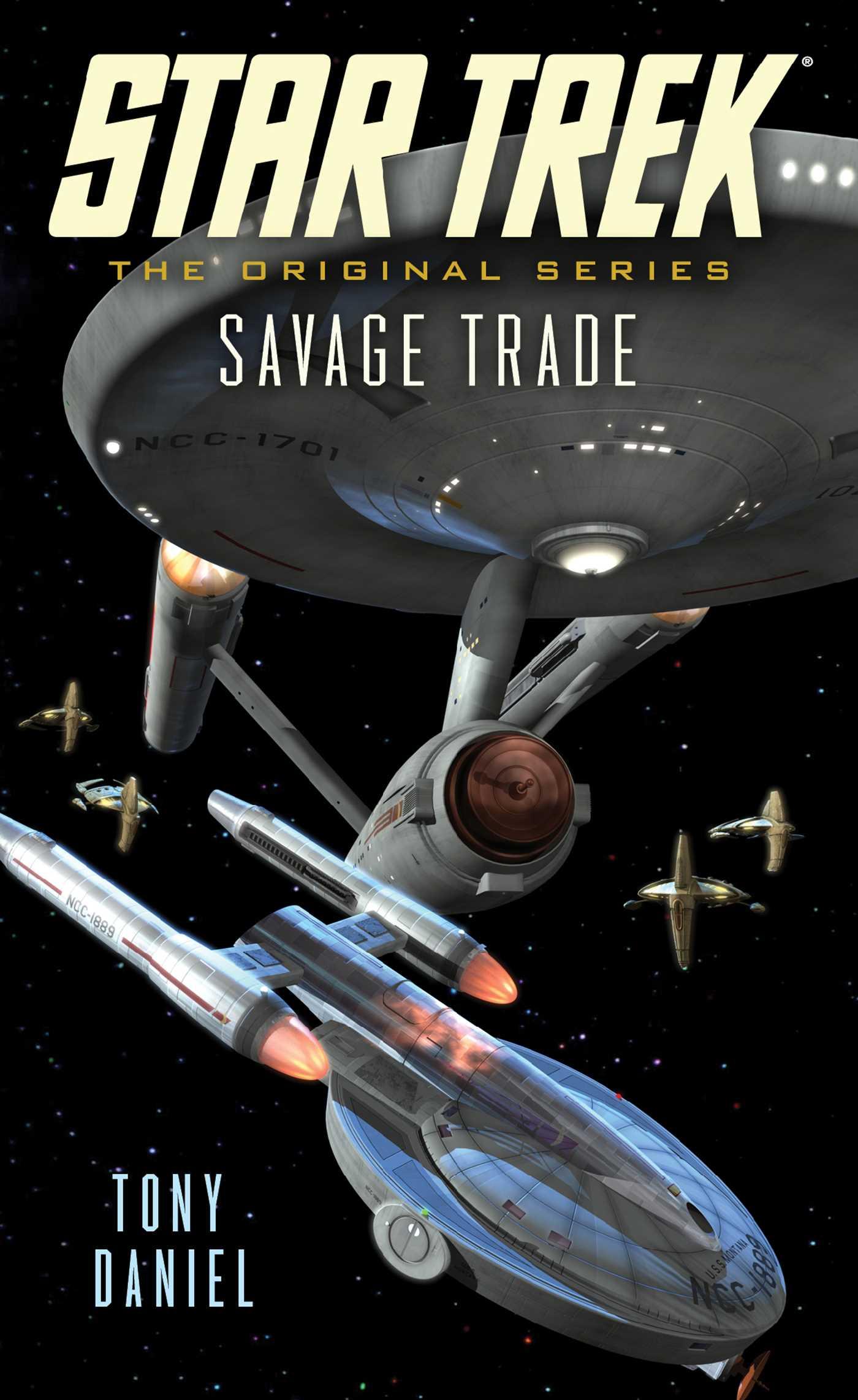 Star trek the original series savage trade 9781476765501 hr